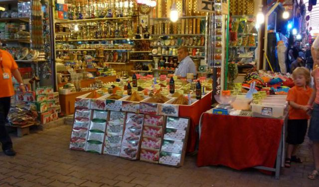Turkish Specialties Walking Tour, Antalya