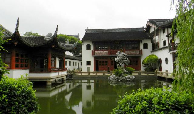 Places of Worship in Shanghai, Shanghai