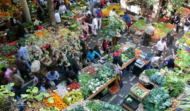 Shopping Venues Tour in Funchal, Funchal