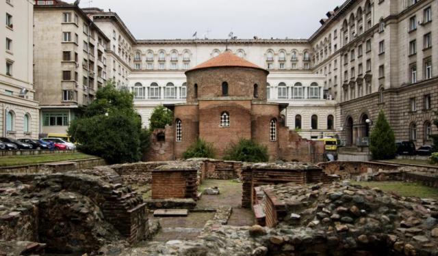 Sofia Landmarks Walking Tour, Sofia