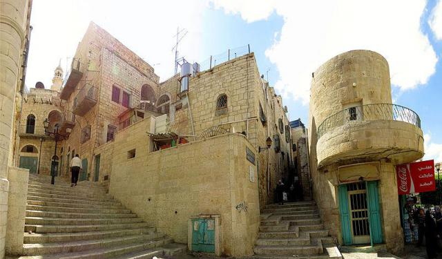 Bethlehem Walking Tour, Jerusalem