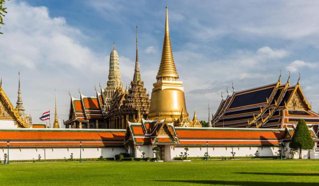 Wats and Temples of Bangkok