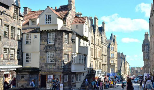 Old Town Walking Tour, Edinburgh