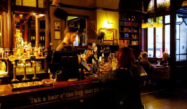 Old and New Town Best Pubs, Edinburgh