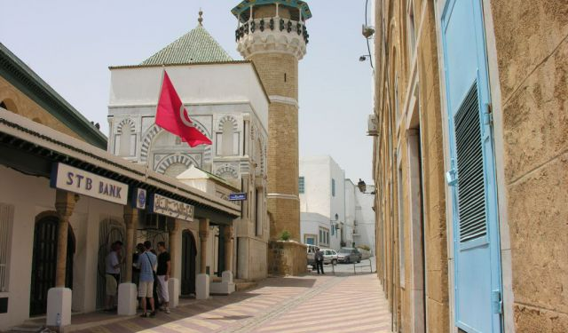 Religious Buildings Walking Tour in Tunis