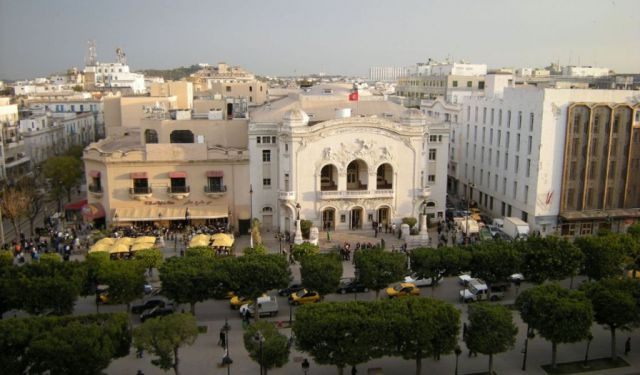 Cultural Walking Tour in Tunis