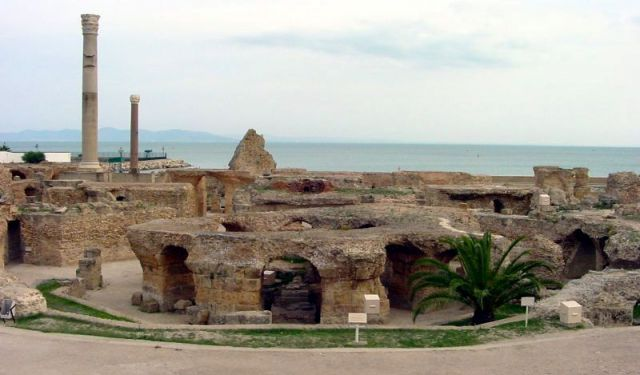 Carthage Ruins Walking Tour