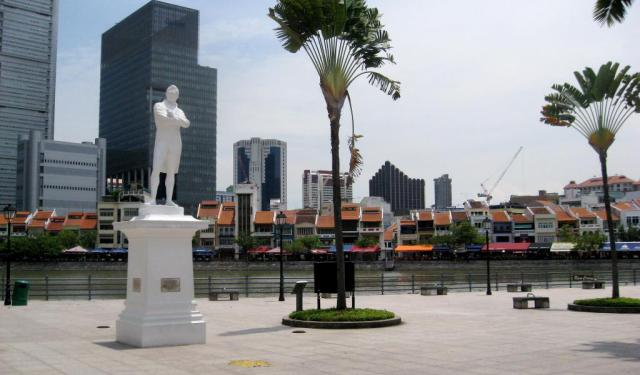 Singapore Landmarks Walking Tour