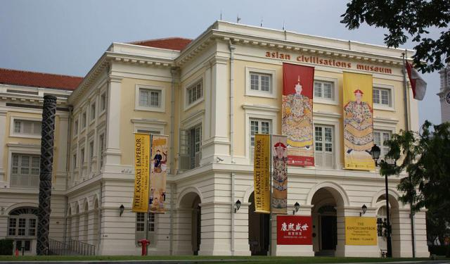 Singapore Museums Walking Tour, Singapore