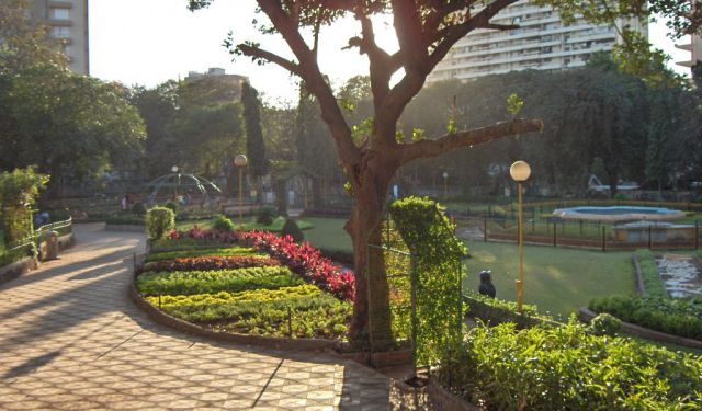 Malabar Hill Walking Tour, Mumbai