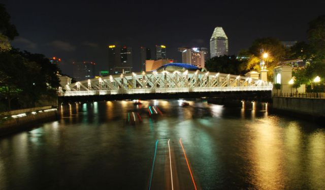 Romantic Singapore Walking Tour, Singapore