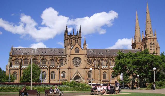 Places of Worship in Sydney, Sydney
