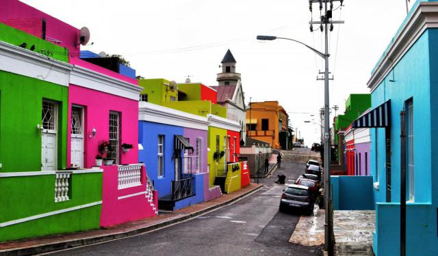 Self-Guided Tour of Cape Town's Garden District, Cape Town