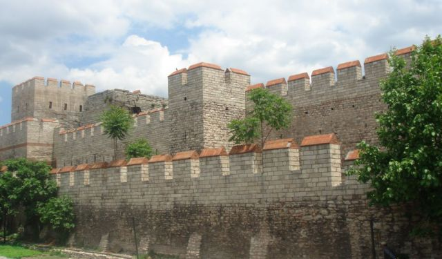 Theodosian Wall of Constantinople, Istanbul