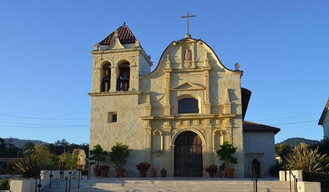 Historical Religious Buildings, Monterey