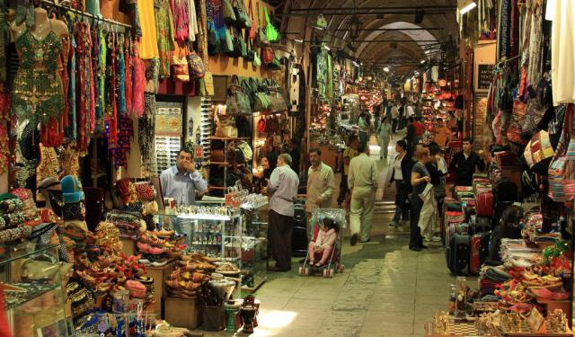 Shopping Tour of Istanbul