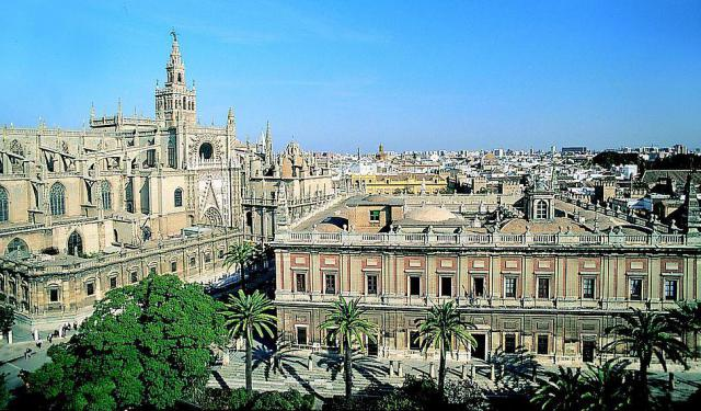 Old Seville Walking Tour, Sevilla
