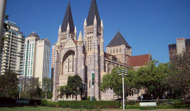 Brisbane Remarkable Places of Worship Tour, Brisbane