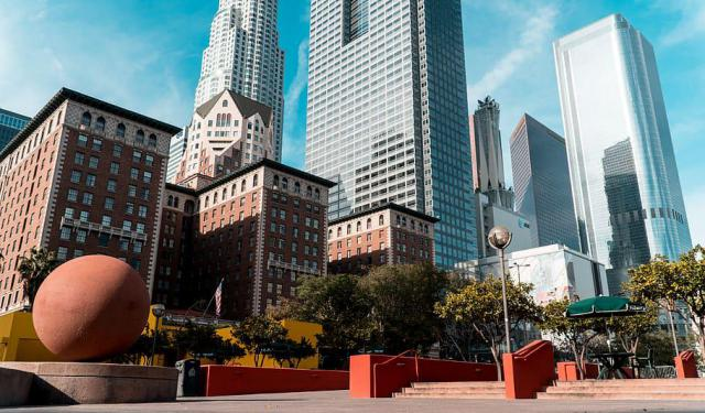 Downtown Architecture Walking Tour, Los Angeles