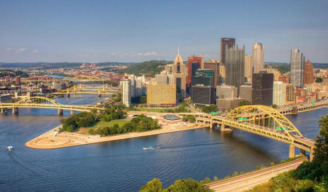 Mount Washington Walking Tour, Pittsburgh