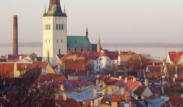 Tallinn's Historical Churches, Tallinn