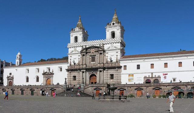 Museums Walking Tour in Quito