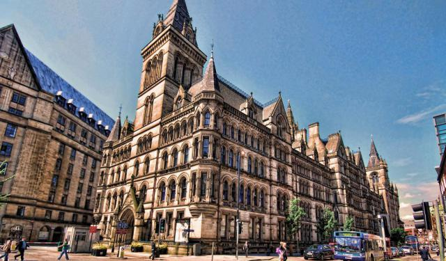 Manchester Historic Architecture Walk