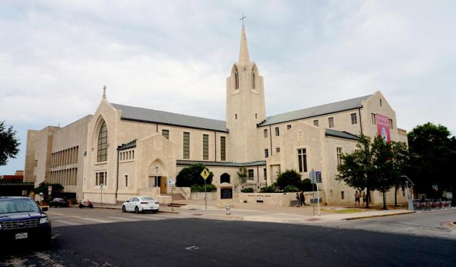 Top Religious Buildings, Austin