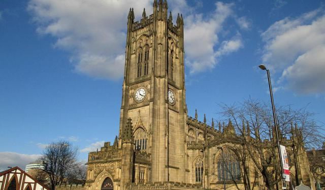 Top Religious Sites in Manchester, Manchester