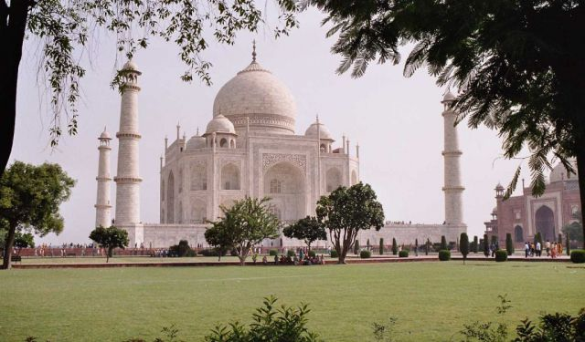 Taj Mahal Walking Tour, Agra