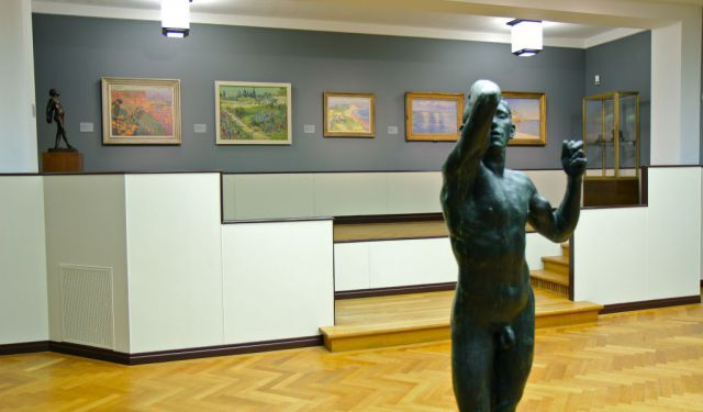 Self-Guided Museums and Art Galleries Tour of The Hague