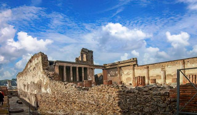 Old City Self Guided Tour I, Pompei