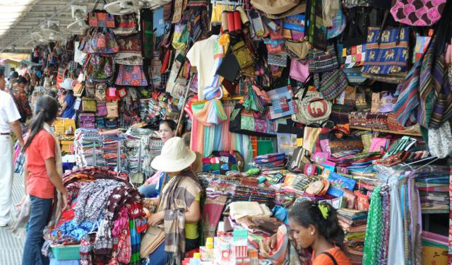 Traditional Markets Tour in Manila, Manila