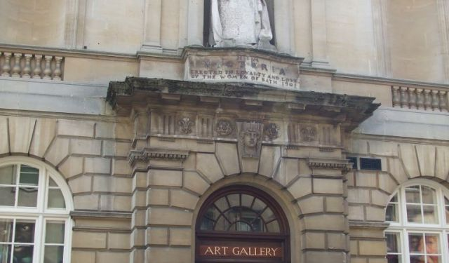 Bath Art Galleries Walking Tour, Bath