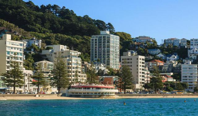 Wellington: Mount Victoria and Its Surroundings Walking Tour, Wellington