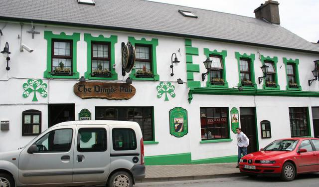Waking Tour of Pubs in Dingle