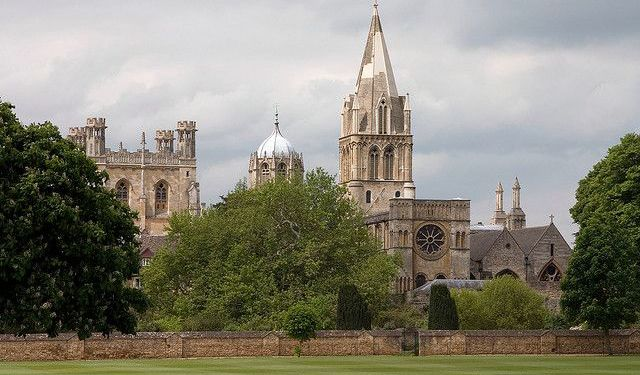 Religious Buildings in Oxford, Oxford