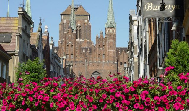 Churches Walking Tour of Gdansk, Gdansk