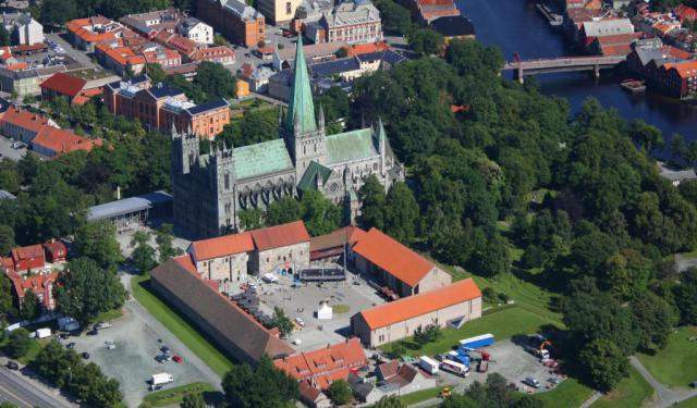 City Orientation Walk, Trondheim