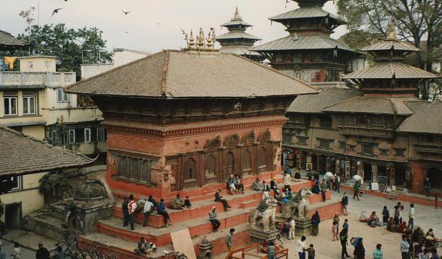 Durbar Square Tour in Kathmandu, Kathmandu, Nepal