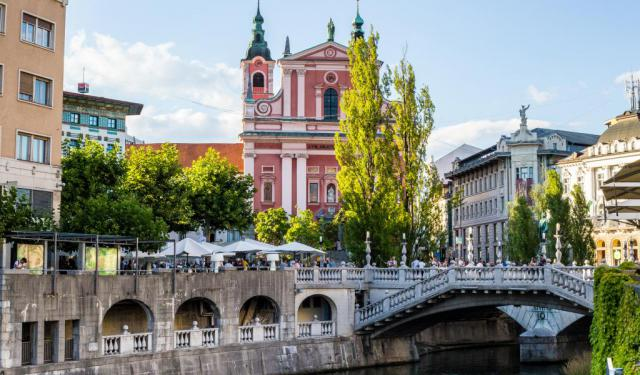 Ljubljana Introduction Walking Tour, Ljubljana