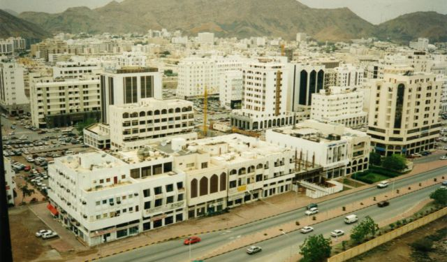 Wadi Kabir Self-Guided Tour, Muscat
