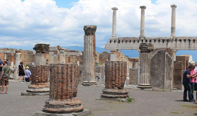 City Orientation Walk, Pompei