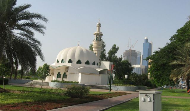 Abu Dhabi Places of Worship, Abu Dhabi