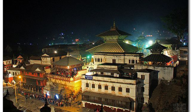 Nightlife in Kathmandu Self-Guided Tour (Self Guided