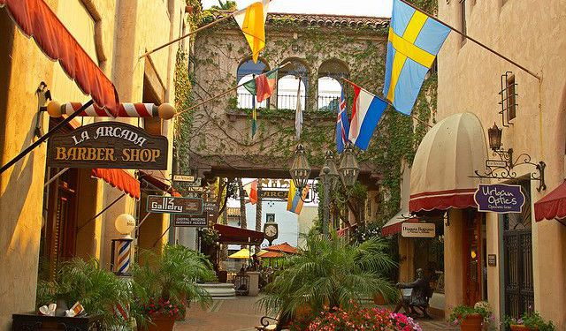 Shopping Tour in Santa Barbara, Santa Barbara