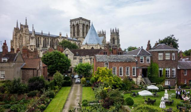 Old Town of York Tour