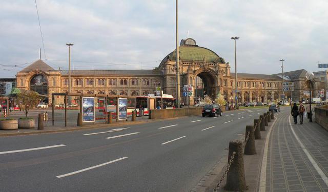 Nuremberg City Center Tour Nuremberg Germany