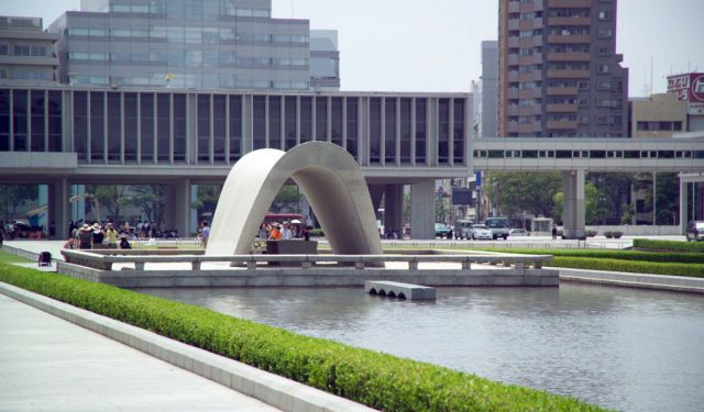 Peace Memorial Tour of Hiroshima, Hiroshima