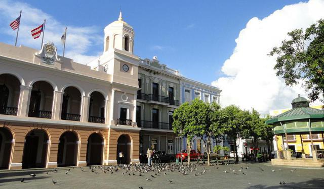 San Juan National Historic Site The Forts of Old San Juan Puerto Rico
